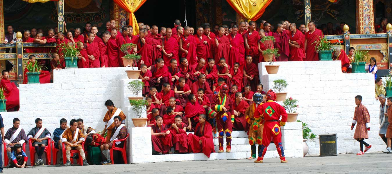 7 Day Thimphu Festival Tour